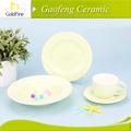 da tè bone china insalatiere piatti di ceramica