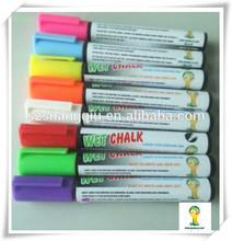 shangqiu erasable chalk marker pen / white dry erase marker pen / felt tip erasable marker pen