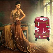 PC sports travel trolley luggage