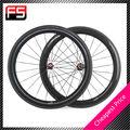700C route roue de vélo, De carbone oem roue de carbone, Fiber de carbone de roue