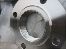 Asme/ANSI/API/ Good Quality Forged Thread Flange