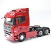 1:24 Foton truck model high simulation truck model toy delicate collectable truck model factory