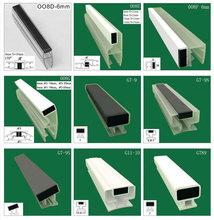 Steam bathroom magnetic door gasket/door gasket