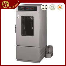 Secondary vulcanizing silicone oven