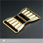 high quality metal pin buckle for belts male