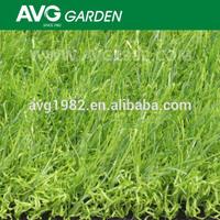 2014 AVG new product mini diamond shape artificial grass for gardens