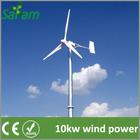 10KW HAWT Wind Generator Windmill