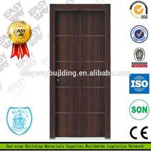 Wooden Plastic Composited Water Resistant WPC Door