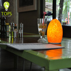 120hrs rechargeable white led in decorative glass pendant lighting