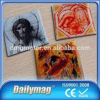 Popular Photo Insert Acrylic Fridge Magnet (Dw-1168)