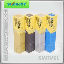 Smokjoy Swivel Wholesale china ego 1100 mah battery 1300mah twist battery