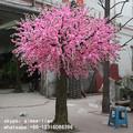 q082409 artificial de las plantas y los árboles ornamentales plantas de flor del árbol de la boda baratos de los árboles artificiales
