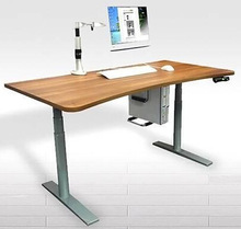 Low Price 2-leg Electric Sit and Stand Office Desk