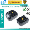 lithium ion power tool battery pack 18v for makita 194205-3, BL1815, BL1830, BL1835, LXT400