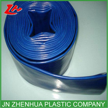 linch rubber high quality tensile cheap PVC lay flat irrigation hose