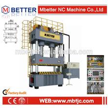 manual/automatic hydraulic press machine with heart service