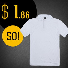 New style most popular spandex polo t-shirt