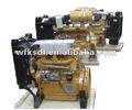 Multi- cilindro 20kw gerador de consumo de combustível