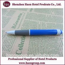 quality hotel advertising plastic ball pen wholesale