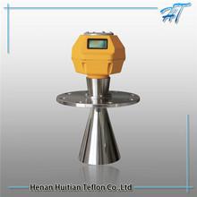Radar fuel digital level meter