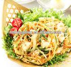 Good Taste and Best-selling Fried Vegetable Cakes