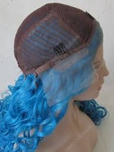 High-Profile synthetic blue braiding hair With Best Service