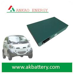 80V100Ah lithium titanate battery