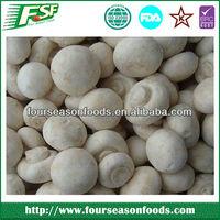 Continued hot iqf frozen champignon mushroom