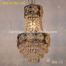 better pendant light Creative chandelier crystal lamp bedroom lamp lighting D205 restaurant modern pendant lamp