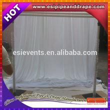 ESI Pipe and drape wedding decoration ideas