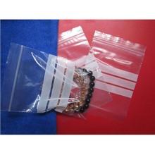 Wholesale Heavy Duty clear magic zip bag, high quality LDPE zipper bag