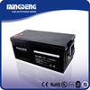 Hot sale storage rechargeable 200ah agm battery