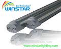 Nuevos productos 2014 de calidad del hight de everbright 120lm/w del tubo del led con 5 años de garantía