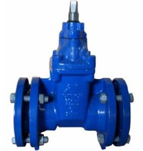 AWWA C500 MSS-SP-70 Non Rising Stem Resilient seated gate valve