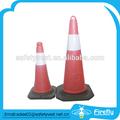 alta visibilidade novo design baratos pvc cones