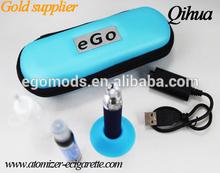 2014 Hot selling ego ce4 single kit zipper case eGo T 650/900/1100 battery electronic cigarette 10% discount