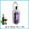 Made in china freezable wine bottle cooler