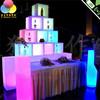 Asian Pop Bar LED Light Beer Bucket/led
