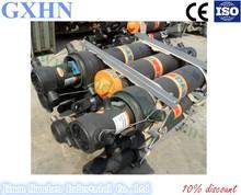 multi-stage dump truck telescopic hydraulic cylinder