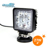 Cree 27W led work light lamp , 12V cob led work light , super bright led work light for trucks