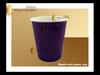 Disposal ripple wall hot cups