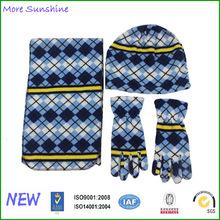 Ladies Winter Warm Soft Scarf Glove Set Wholesale