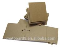 fancy paper CD Sleeve \Leather CD DVD Folio\fabric cd case