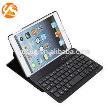 360 Rotating New Design PU Leather Case Wireless Bluetooth Keyboard For ipad mini