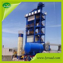 Stationnaires. 80t/h usine de mélange d'asphalte, cold mix asphalt plant
