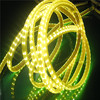 Super bright Shenzhen continuous led strip CE&RoHS 110&120&220v 144led/m waterproof ip67 smd5050 double row line led strip