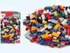 hot sale plastic building blocks toys with 1000pcs