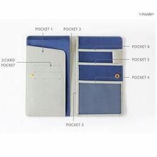 2015 passport holder/passport cover/travel passport wallet