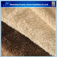 Winter knitting shu velveteen / blanket fabric / coat lining fabric