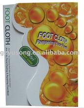 hotselling Aromatic Floral Peeling & Repairing Feet Mask